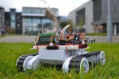 Projeto de um Rover IoT com Arduino Mega                                                                                                                                                                                 Mais