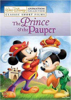 Disney Animation Collection 3: Prince & The Pauper [DVD] [Region 1] [NTSC] [US Import]