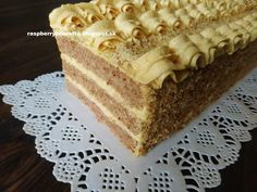 Raspberrybrunette Czech Recipes, Ethnic Recipes, Czech Desserts, Mini Cheesecakes, Sweet Cakes, Sweet Recipes, Tiramisu, Bakery, Food And Drink