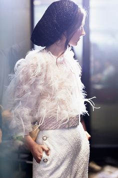 Chanel Autumn/Winter 2012-13 Couture