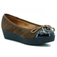 con cm tipo 5 3 apariencia plano gruesa bailarina Con suela Zapato de B0OUq5WW