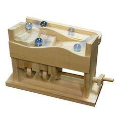 Amazon.com: Marble Climbing Machine Wood Craft Kit: Toys & Games