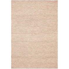 Safavieh Zira Sumak Flatweave Pink Beige/cream ($416) ❤ liked on Polyvore featuring home, rugs, beige area rugs, floral area rug, ivory rugs, safavieh rugs and flat weave rug