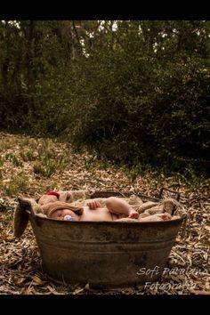 Baby  Sofi patalano fotografía
