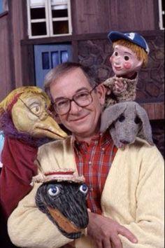 Mr Dressup with Casey & Finnegan, Mrs Bird & Alligator Al