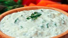 Lightened-Up Blue Cheese Dip