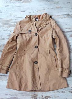 Kup mój przedmiot na #vintedpl http://www.vinted.pl/damska-odziez/plaszcze/11969948-plaszcz-hm-wiosna-jesien-lekko-rozkloszowany-38-m-bezowy