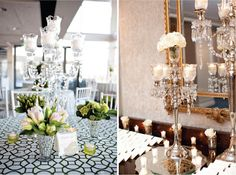 On the Budget: Candelabros