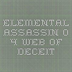 Elemental Assassin 0.4 Web of Deceit