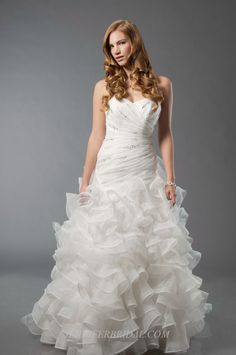 Alfred Sung Bridal Gown Style - 6897