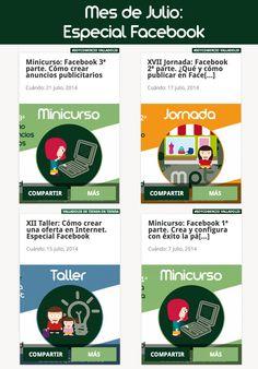 Jornadas #SoyComercio mes de Julio: Especial facebook