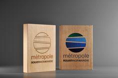 Trophées en bois et techniques de gravure ou d'impression numérique. Artempo