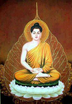 Buddha in meditation Lotus Buddha, Art Buddha, Buddha Kunst, Buddha Painting, Buddha Statues, Gautama Buddha, Amitabha Buddha, Buddha Buddhism, Gautam Buddha Image