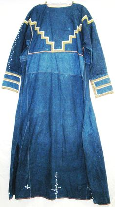 Woman's dress, Yemen, mid 20th century