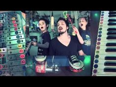 "▶ DMK: ""Everything Counts"" - YouTube // DMK is a Depeche Mode cover band from Bogotá, Colombia. This is so fun!!!!"