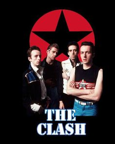 THE CLASH ****<3