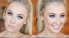 "Lauren Curtis - ""Natural Prom Makeup Tutorial"""
