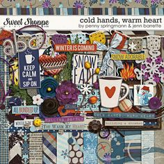 Cold Hands, Warm Heart by Jenn Barrette and Penny Springmann