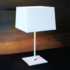 Love this lamp. Memory Table Lamp