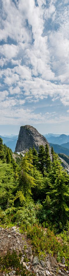 The #Lions are two very familiar peaks that can be seen from #Vancouver. I have hiked most of the mountains in the immediate Vancouver area but the Lions always looked down on me with a smug look. Every time I looked to the North Shore I could see the twin peaks and I knew I had to get up there one day. On August 18th, five of us decided to make the trek and I was the only Lions virgin in the group. More photos from the hike here…