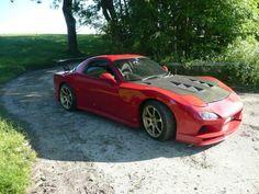Gebrauchtwagen: Mazda, RX-7, Turbo, Benzin, € 22.000,- AutoScout24 Detailansicht