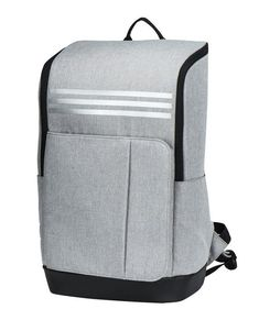 Adidas KOR TR 3S Backpack School Collage Hiking Outdoor Soccer Bag Gray  CV4965  adidas   5247061eb8e89