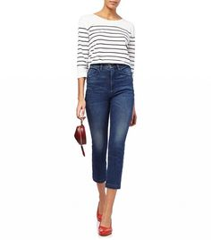 These Rachel Comey jeans do magical things to legs!