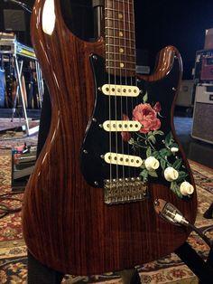 Fender John Mayer Rosewood Stratocaster guitar