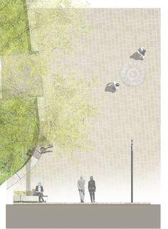 bbz (2016): Neugestaltung des Marktplatzes, Ahlen (DE), via competitionline.com