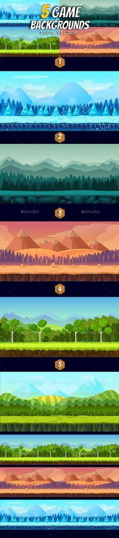 Game Background Download here: https://graphicriver.net/item/game-background/16766542?ref=KlitVogli
