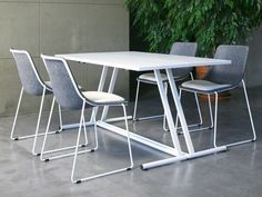 Meeting Table, Meeting Rooms, Furniture Projects, Bar Stools, Woodworking, Interior Design, Chair, Restaurants, Tables