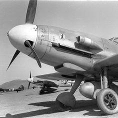 Luftwaffe Messerschmitt Bf 109