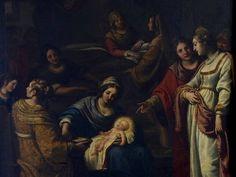 RESTAURO: Si tratta di uno degli ultimi interventi che hanno interessato negli anni l'intera Chiesa della Santissima Annunziata dei Servi di Lucca.