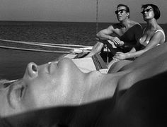 Knife in the Water, Roman Polanski, 1962.