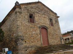 Igreja em São Thomé das Letras - Brasil