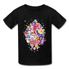 Amazon com BeDora Undertale All Characters Heats Determination For Kid 39 s T shirt Clothing