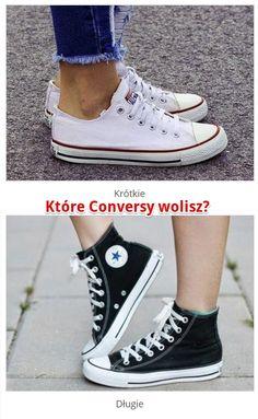 Które Conversy są lepsze? http://www.ubieranki.eu/quizy/co-wolisz/221/ktore-conversy-sa-lepsze_.html