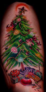 Christmas Tattoos!