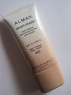 Beauty Reductionista: Almay Smart Shade Primer and Foundation