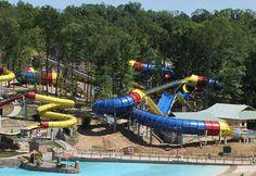 New Theme Park Thrills: Mammoth Water Coaster, Holiday World & Splashin' Safari Us Travel, Time Travel, Holiday World, Water Slides, New Theme, Vacation Places, Rafting, Back Home, Places To Go