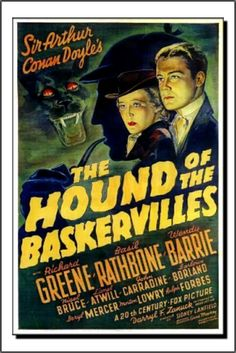 The Hound Of Baskervilles (1939)
