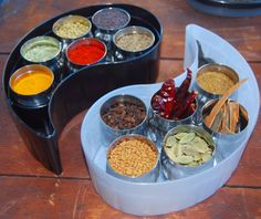 Homemade Indian spice blends