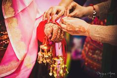 Kalire Punjabi Wedding Photo Shoot by Design Aqua