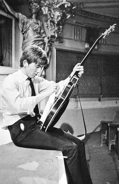 During his time as a Beatle, George Harrison developed his song-writing skills. By the time the White album was released, many would argue that Harrison's songwriting contributions were equal to that of Paul and John.