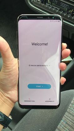 Such a disappointment!   Samsung did you QC your phone? Preordered my phone,got my phone with wrong screen protector already a turn off. When I turn my phone, this happen!  Went to service centre and you tell me you need A WEEK to replace my phone? It's a NEWLY LAUNCHED phone!!!!  What is this!  I WANT IT REPLACED BY TODAY