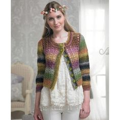 Check out Noro Bouquet - Boutique PDF at WEBS   Yarn.com.