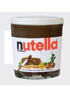 Des recettes tendances et gourmandes, pour les inconditionnels du Nutella, écrites par deux blogueurs influents.   Pour les fans de Nutella,...