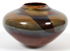 DAVID GREENBAUM ART POTTERY VESSEL : Lot 90338