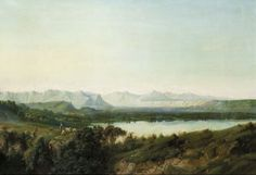 """CAMINO GIUSEPPE  """"Lago di Candia""""  55x79,5 olio su tela  Opera firmata in basso a sinistra"""