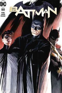 Batman #50 - Alex Ross Trade Dress Variant Cover